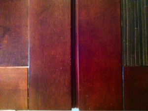 "Kitchen cabinets 'Spaccato"" detail (Wood)"